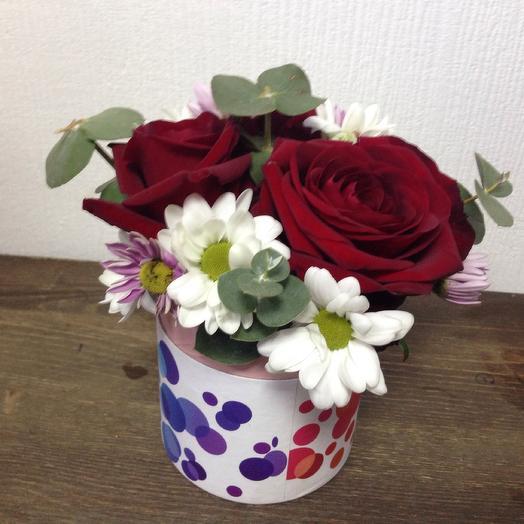Утренняя улыбка: букеты цветов на заказ Flowwow