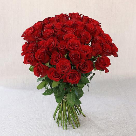 Букет из 51 розы - Фридом
