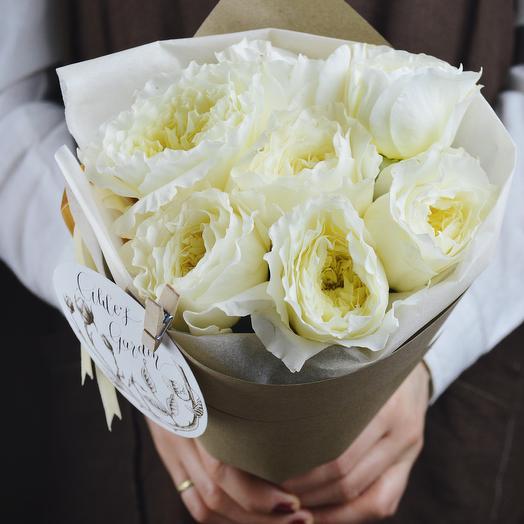 Пейшенс: букеты цветов на заказ Flowwow