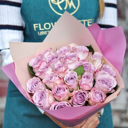 Утро в Провансе: букеты цветов на заказ Flowwow