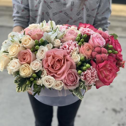 Незабываемое впечатление: букеты цветов на заказ Flowwow