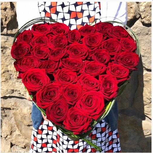 Красота роз: букеты цветов на заказ Flowwow