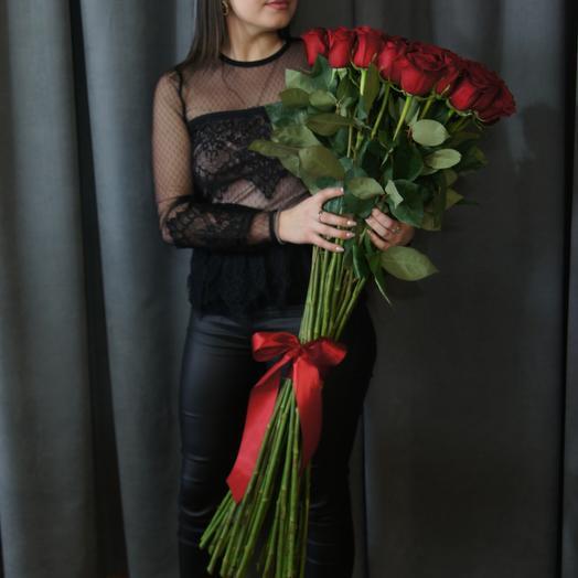 Элегантные розы
