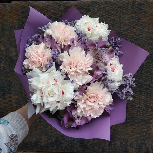 Лакомка: букеты цветов на заказ Flowwow