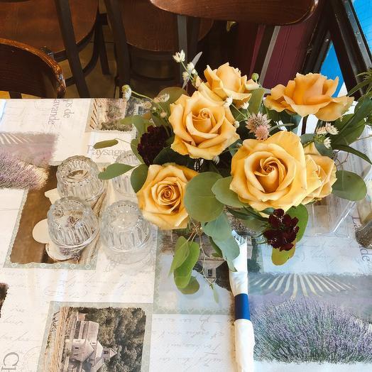 The Rosie: flowers to order Flowwow