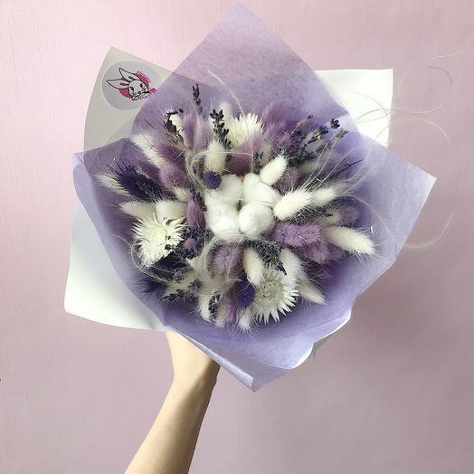 Букет 3 «Лиловый»: букеты цветов на заказ Flowwow