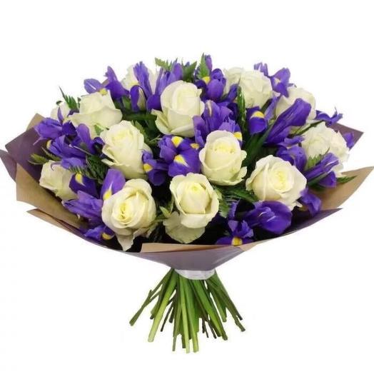 Очень нежный букет: букеты цветов на заказ Flowwow