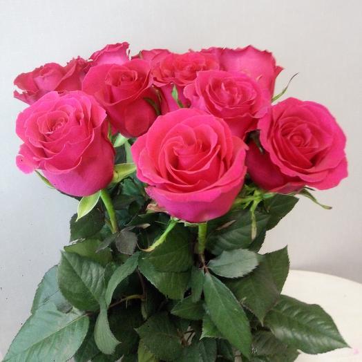 Роза эквадор: букеты цветов на заказ Flowwow