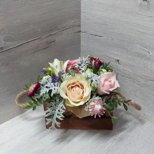 Лапочка: букеты цветов на заказ Flowwow