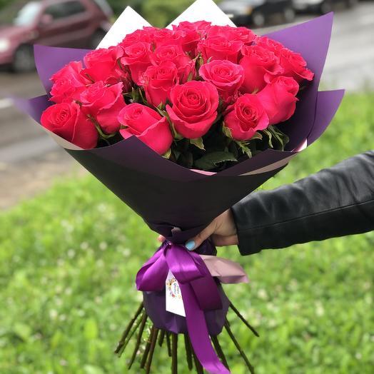 Готча: букеты цветов на заказ Flowwow