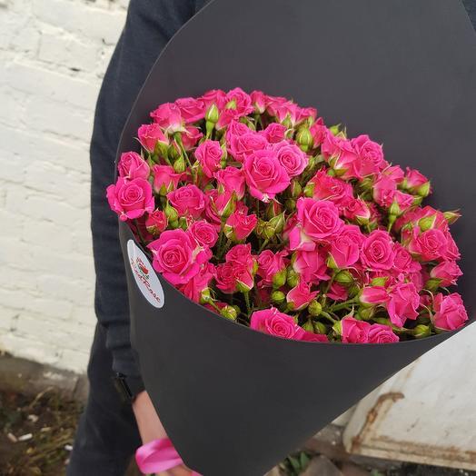 Океан любви: букеты цветов на заказ Flowwow