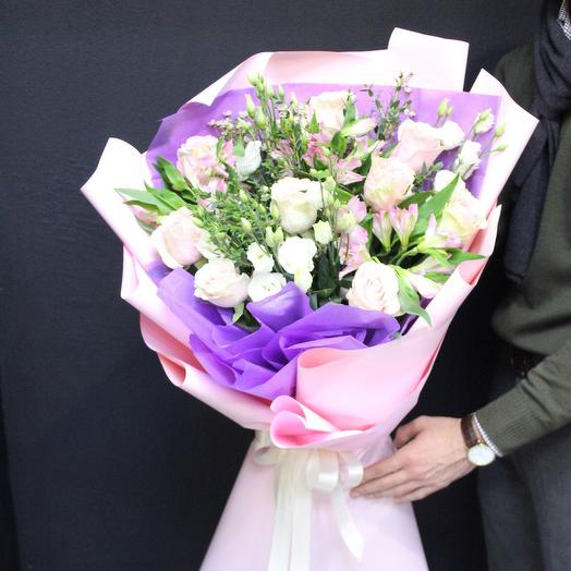 XXL букет: букеты цветов на заказ Flowwow