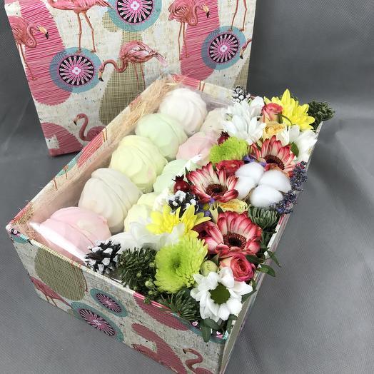 Французский поцелуй: букеты цветов на заказ Flowwow