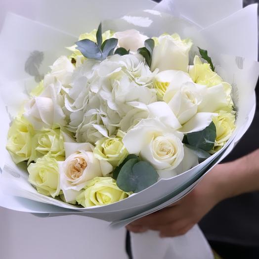 С годовщиной: букеты цветов на заказ Flowwow
