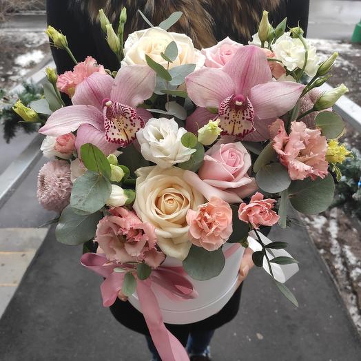 Изысканный: букеты цветов на заказ Flowwow