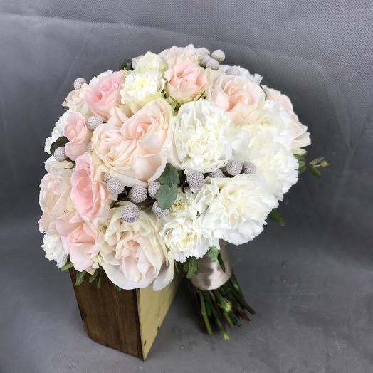 Букет невесты Ангелочек