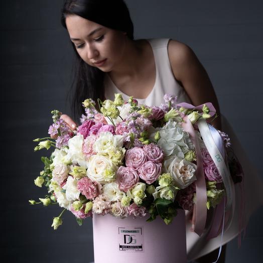 Облако зефира: букеты цветов на заказ Flowwow