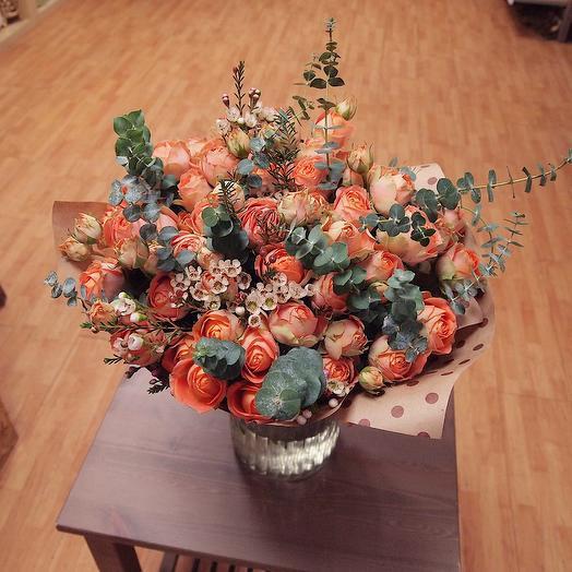 Бекет: букеты цветов на заказ Flowwow