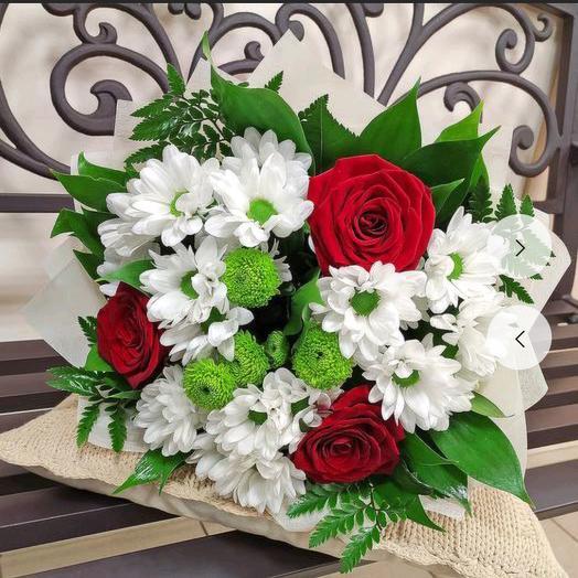 Внимание: букеты цветов на заказ Flowwow