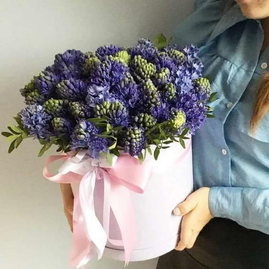 Ароматный сюрприз: букеты цветов на заказ Flowwow