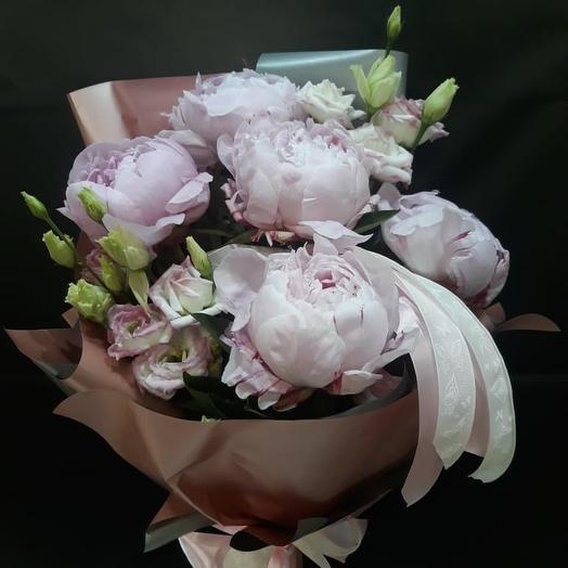 Букет Сон принцессы: букеты цветов на заказ Flowwow