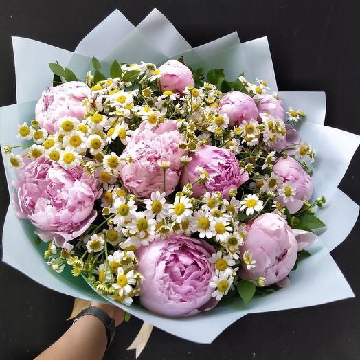Primavera 💕: букеты цветов на заказ Flowwow