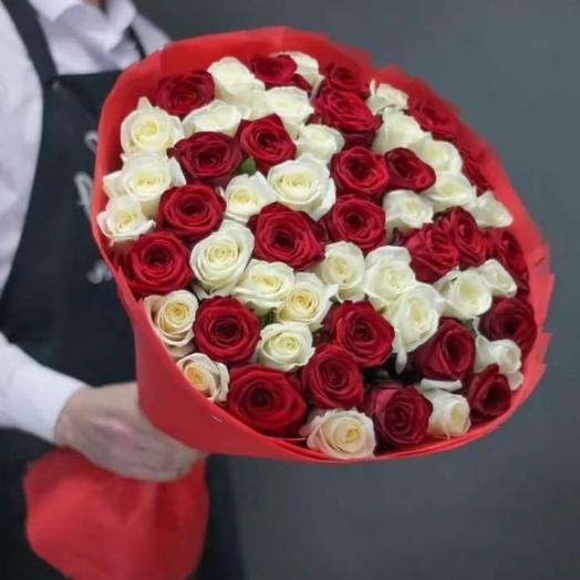Дуэт из роз