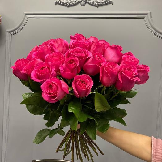Шикарный букет из роз 🥰