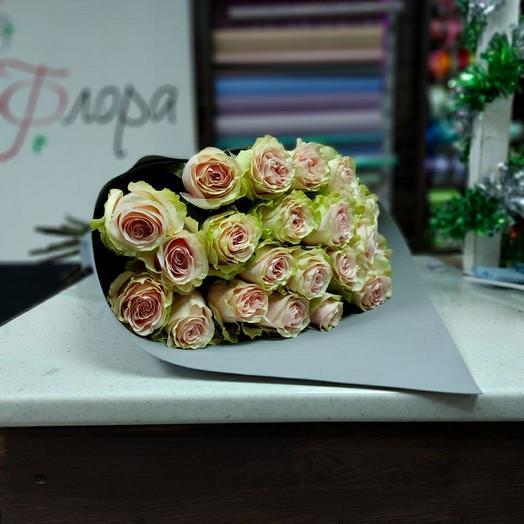 Роза Эквадор Фрутетто