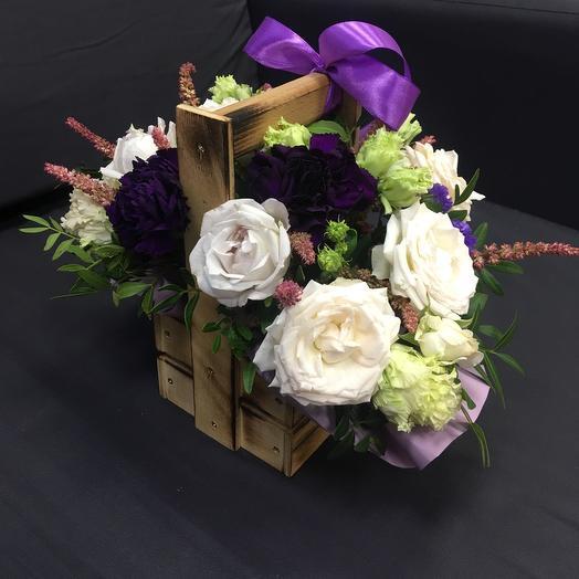 Цветочный ящик «Магия»