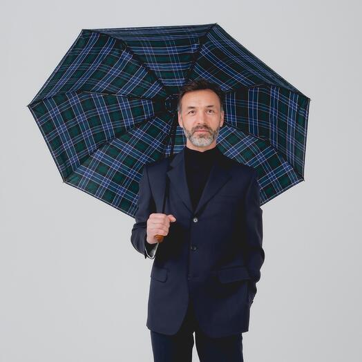 Мужской складной зонт 41022