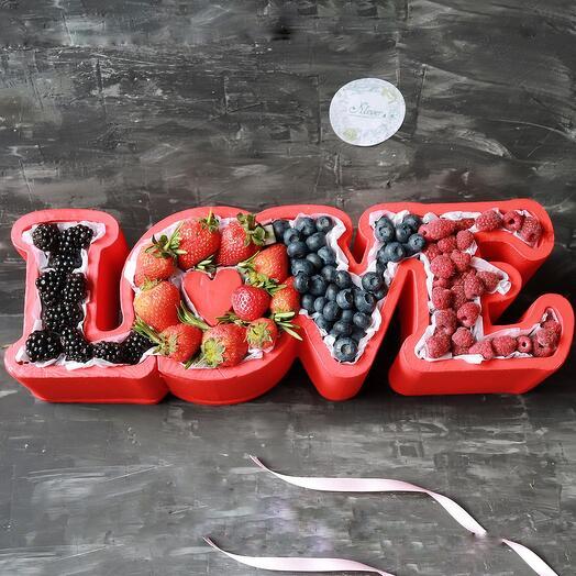 Ягодный Love