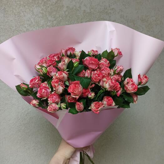 15 красивых кустовых роз
