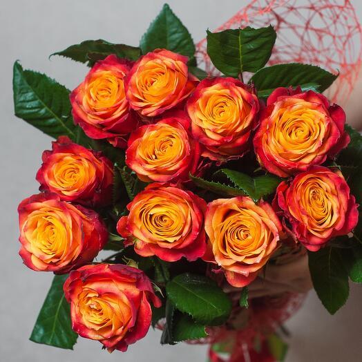 11 роз Атомик