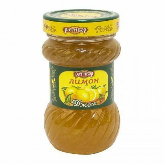 Джем из лимонов 360 гр