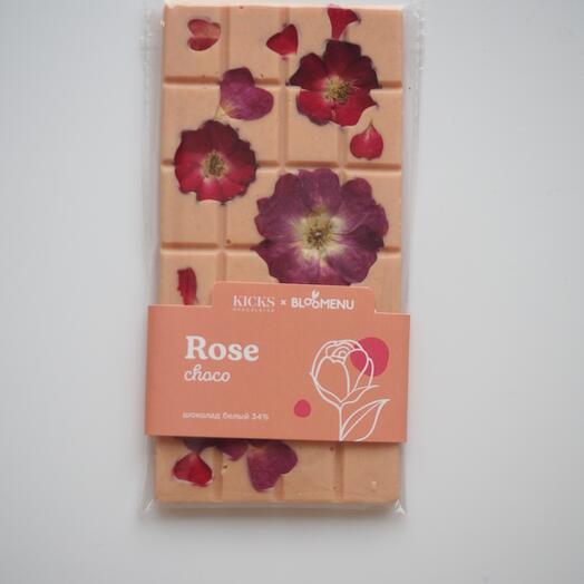 Шоколад Роза