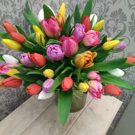 Букет ростов на дону цветы оптом тюльпаны букеты москва