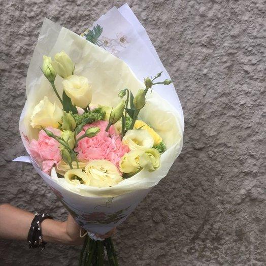 Цып-цып: букеты цветов на заказ Flowwow