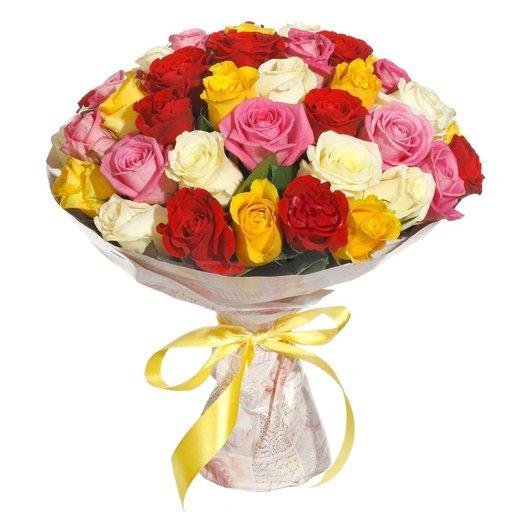 Букет  123 Рауд: букеты цветов на заказ Flowwow