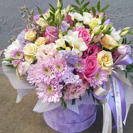Грация : букеты цветов на заказ Flowwow