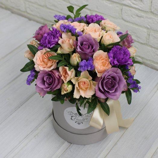 Сказка венского леса: букеты цветов на заказ Flowwow