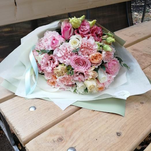 Скарлетт: букеты цветов на заказ Flowwow