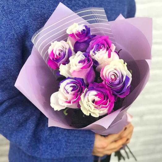Розы баббл гам