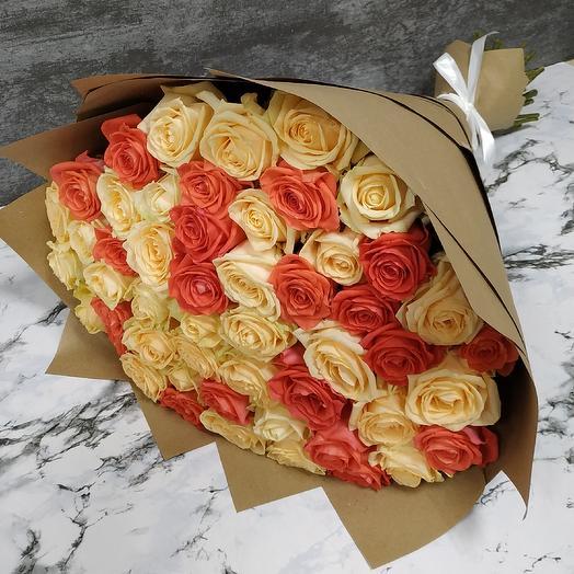 """Букет """"Вау Пинч"""": букеты цветов на заказ Flowwow"""