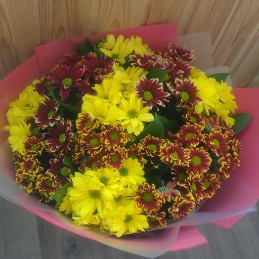 Букет 006: букеты цветов на заказ Flowwow