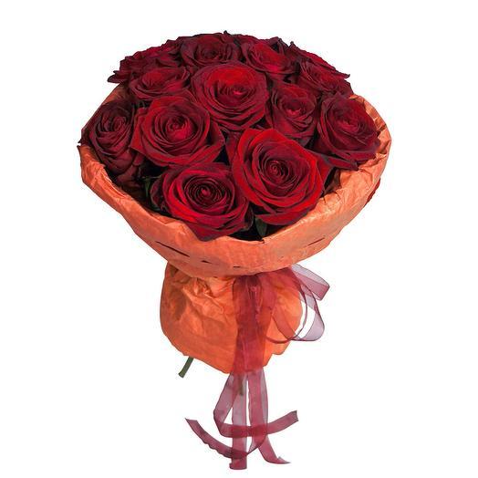 Горячо любимой: букеты цветов на заказ Flowwow