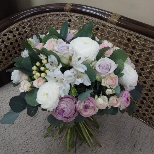 Зефирное небо: букеты цветов на заказ Flowwow