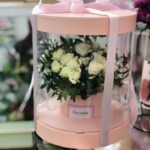 Коробка 16: букеты цветов на заказ Flowwow