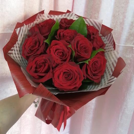 Чувственное признание: букеты цветов на заказ Flowwow