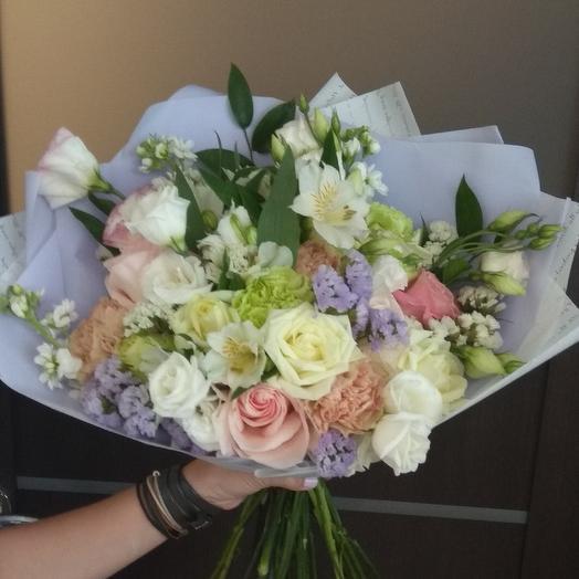 Лаймовый десерт: букеты цветов на заказ Flowwow